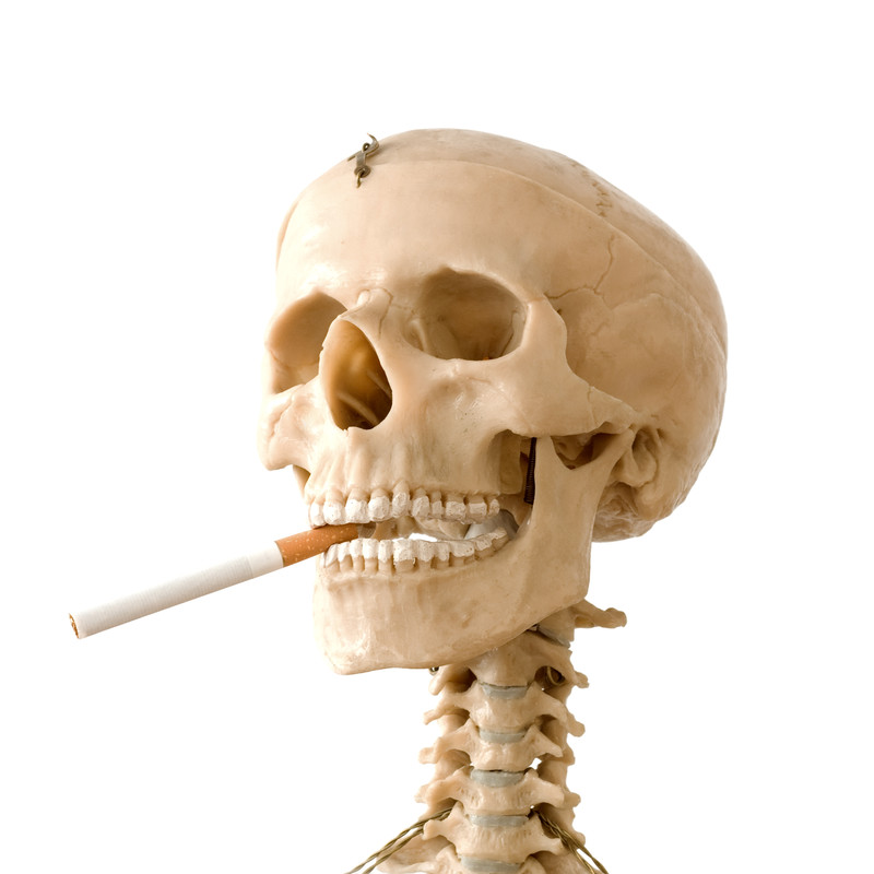THE EFFECTS OF SMOKING FOR MALE
